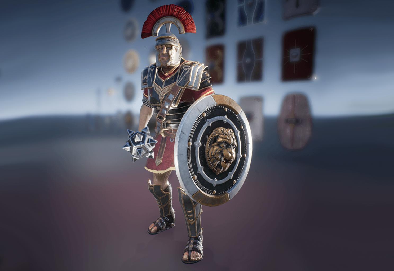Modular Rome Equipment