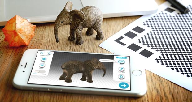 3D Aufarbeitung ohne Scan/Vermessung, nur anhand von Bildern